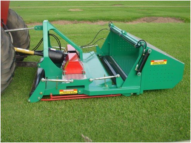 Sammut Turf Farm Equipment - Real Machinery for Real Work
